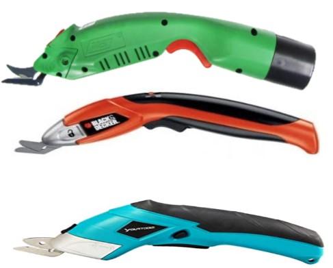 best electric scissors