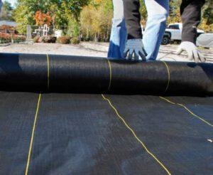 Dewitt Sunbelt Landscape Fabric | Woven Ground Cover Fabric