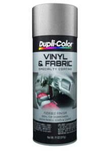 Dulip Color Metallic Silver Fabric and Vinyl Spray Paint