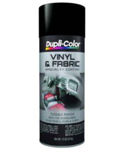 Dupli-Color Black Vinyl and Fabric Spray Paint