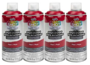 Tulip Colorshot Outdoor Upholstery Spray Paint