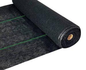 WAENLIR Heavy Duty Landscape Ground Cover Fabric