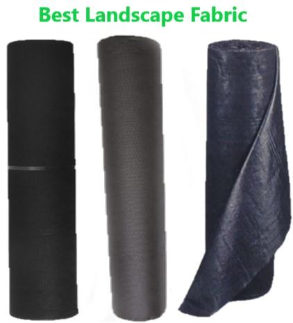 best landscape fabric