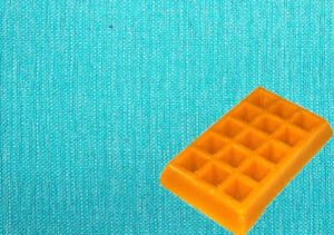 how to waterproof fabric with beeswax