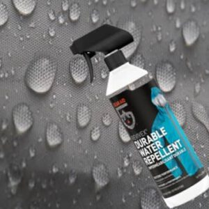 waterproof fabric with waterproofing product