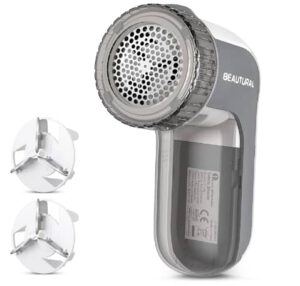 BEAUTURAL Commercial Fabric Shaver- Portable Sweater Defuzzer