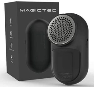 Magitec Rechargeable Sweater Defuzzer - Fabric Lint Remover