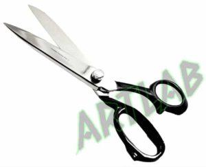 CYNAMED German Premium Heavy Duty Fabric Cutting Sewing Scissors