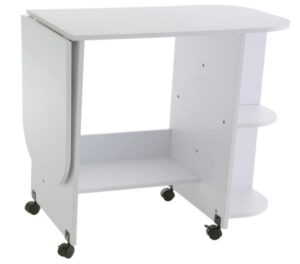 SEI Furniture Eaton Craft Station Cutting Table for Sewing