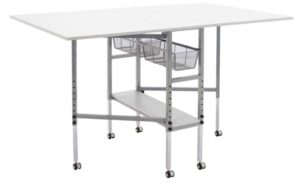 Sew Ready Studio Designs Professional Cutting Table with Storage Drawers