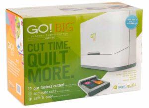 AccuQuilt Go Big Electric Fabric Cutting Machine