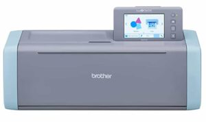 Brother ScanNCut SD1253 Fabric Cutter with 100 Quilting Patterns