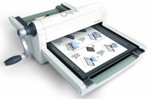 Sizzix 660550 Big Shot Pro Industrial Fabric Die Cutting Machine