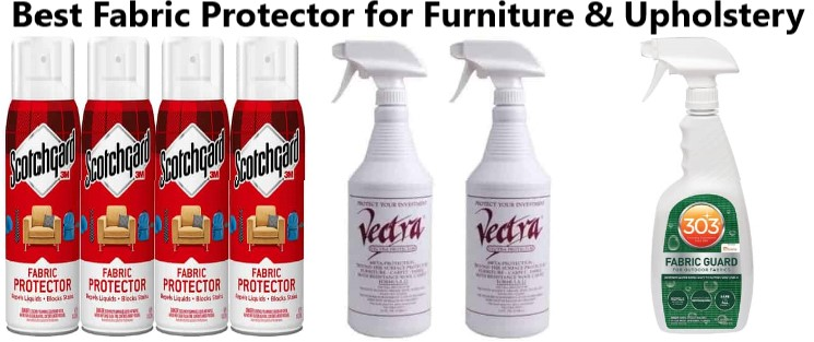 Best Fabric Protector