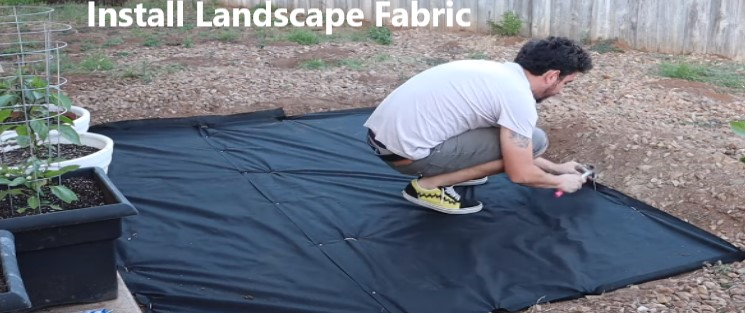 How to Install Landscape Fabric
