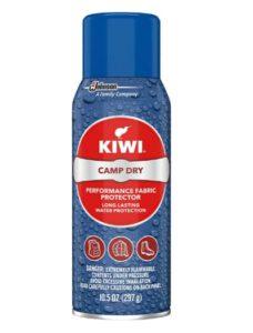 Kiwi Camp Dry Performance Fabric Protector