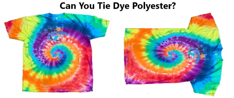 Can You Tie Dye Polyester